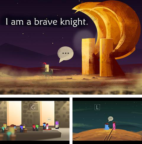 In addition to the game 4 Wheel Madness (Monster Truck 3D Car Racing Games) for iPhone, iPad or iPod, you can also download I am a brave knight for free.