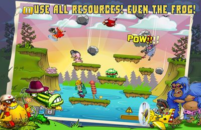 Download I Am Vegend: Zombiegeddon iPhone free game.