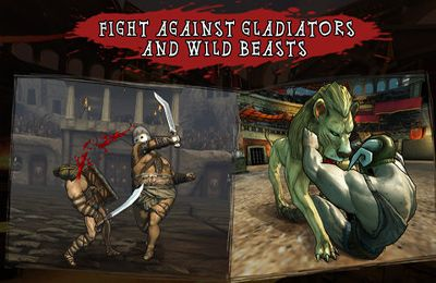 Capturas de pantalla del juego I, Gladiator para iPhone, iPad o iPod.