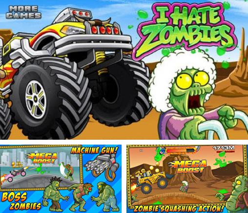 In addition to the game Stick to It! for iPhone, iPad or iPod, you can also download I Hate Zombies for free.