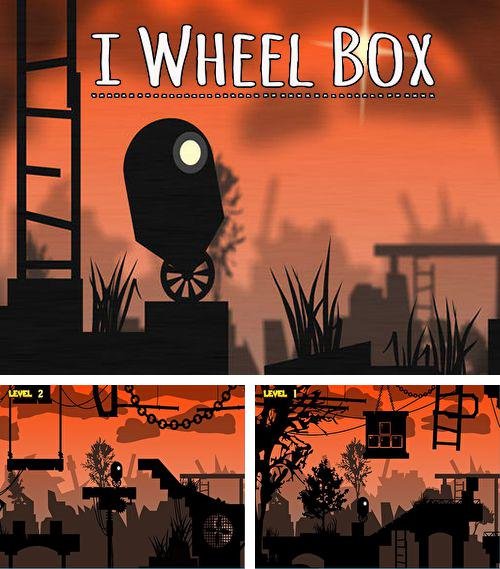 In addition to the game Rushing Alice for iPhone, iPad or iPod, you can also download I wheel box for free.