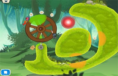 Screenshots of the iBlast Moki 2 HD game for iPhone, iPad or iPod.
