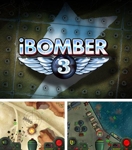 In addition to the game Metal slug: Defense for iPhone, iPad or iPod, you can also download iBomber 3 for free.