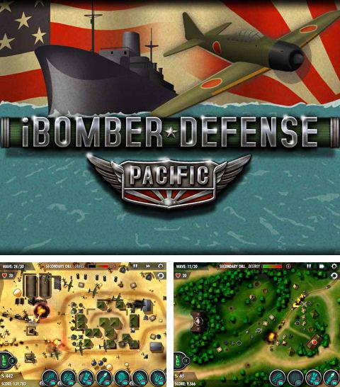 Además del juego iBomber: Defense Pacific para iPhone 7, puede descargar gratis Bombardero: Defensa del océano Pacifico para iPhone, iPad, iPod.