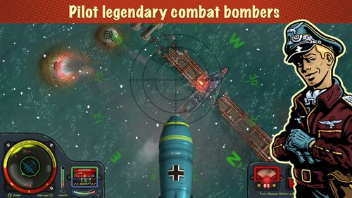 Free iBomber: Winter warfare download for iPhone, iPad and iPod.