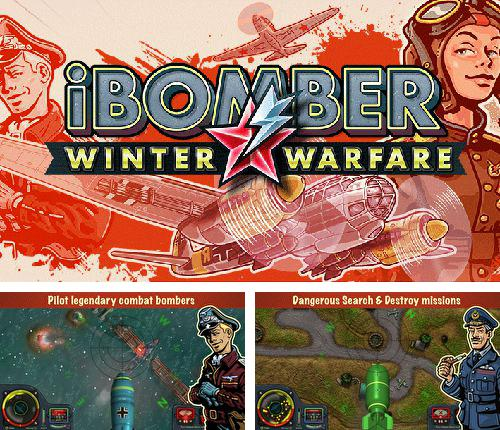 In addition to the game Crash Dummy for iPhone, iPad or iPod, you can also download iBomber: Winter warfare for free.