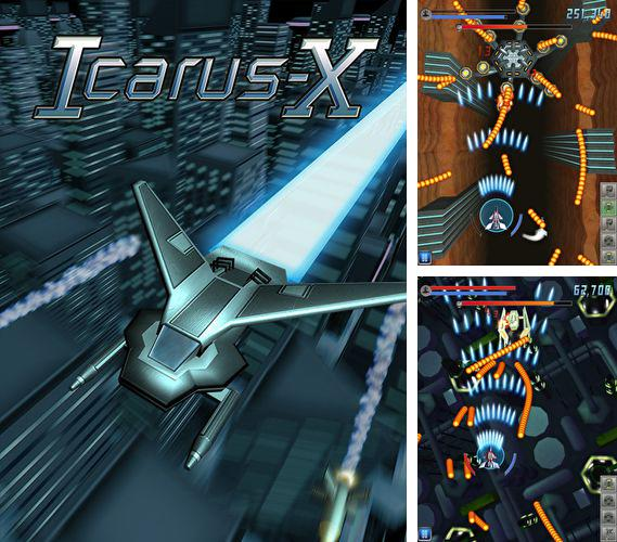 In addition to the game Retry for iPhone, iPad or iPod, you can also download Icarus-X for free.