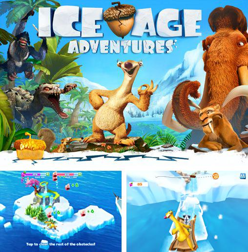 In addition to the game Defense of Fortune: The Savior for iPhone, iPad or iPod, you can also download Ice age: Adventures for free.