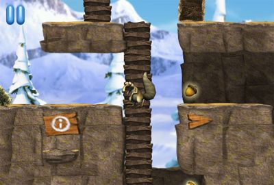 Baixe o jogo Ice Age: Dawn Of The Dinosaurs para iPhone gratuitamente.