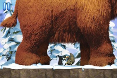 Kostenloser Download von Ice Age: Dawn Of The Dinosaurs für iPhone, iPad und iPod.