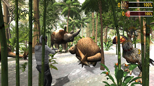 Kostenloser Download von Ice age hunter: Evolution für iPhone, iPad und iPod.