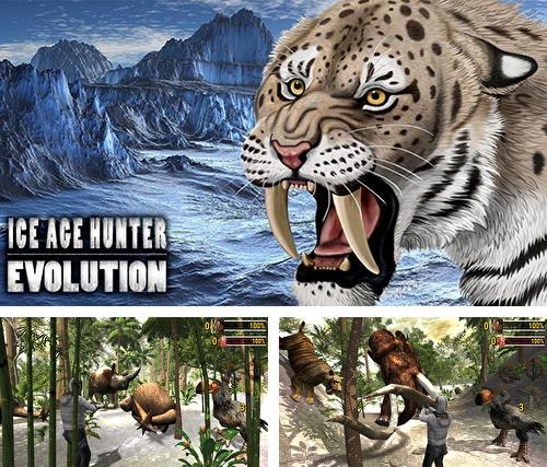 In addition to the game The bot squad for iPhone, iPad or iPod, you can also download Ice age hunter: Evolution for free.