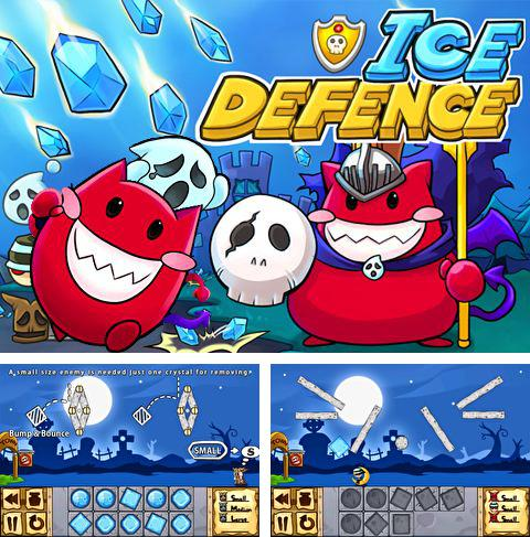 In addition to the game Meltdown for iPhone, iPad or iPod, you can also download Ice defence for free.