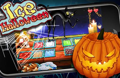 Download Ice Halloween iPhone free game.
