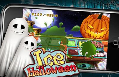 Screenshots do jogo Ice Halloween para iPhone, iPad ou iPod.
