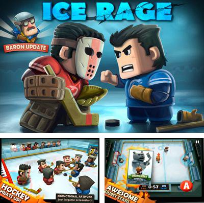 In addition to the game Fling Theory for iPhone, iPad or iPod, you can also download Ice Rage for free.