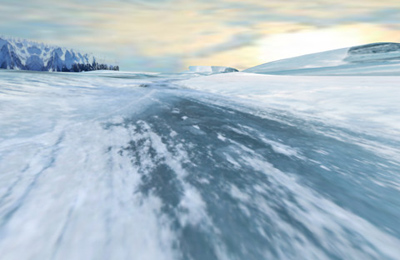 Descarga gratuita de Ice Road Truckers para iPhone, iPad y iPod.