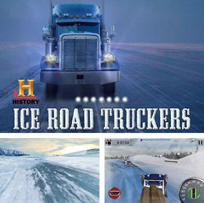 In addition to the game Grandpa and the zombies: Take care of your brain! for iPhone, iPad or iPod, you can also download Ice Road Truckers for free.
