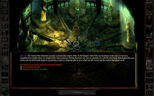Скачать Icewind dale: Enhanced edition на iPhone бесплатно