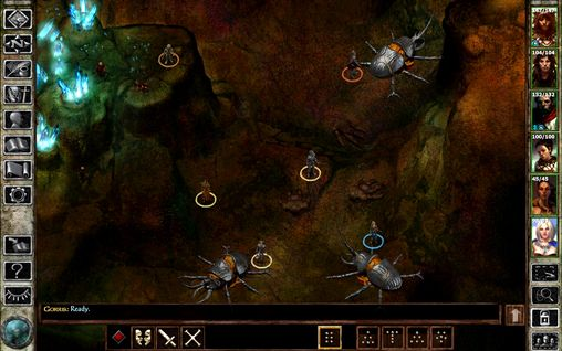 Descarga gratuita de Icewind dale: Enhanced edition para iPhone, iPad y iPod.