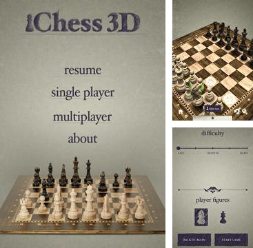 In addition to the game Castle Conqueror  for iPhone, iPad or iPod, you can also download iChess 3D for free.