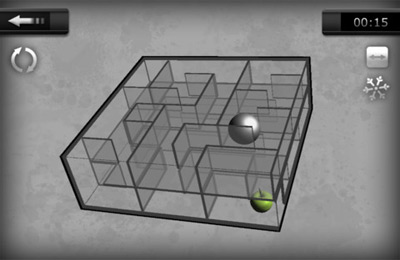 Download iCube iPhone free game.