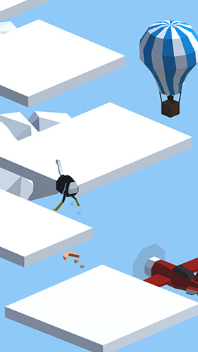 Descarga gratuita de Icy bounce para iPhone, iPad y iPod.