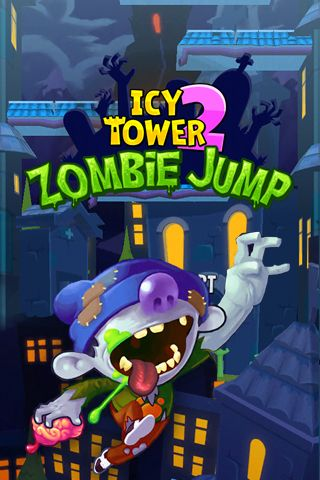 Icy tower 2: Zombie jump