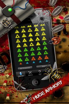 Download iDestroy - Call of Bug Battle iPhone free game.