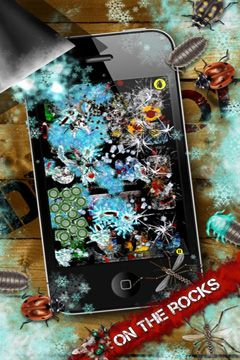 Capturas de pantalla del juego iDestroy - Call of Bug Battle para iPhone, iPad o iPod.