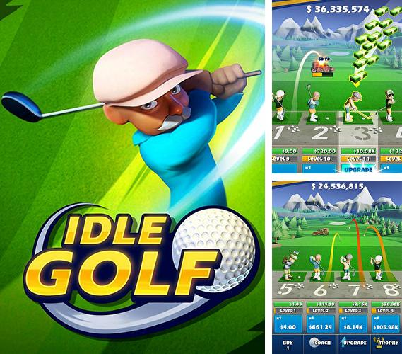 Download Idle golf iPhone free game.