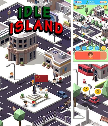 Download Idle island: City building iPhone free game.
