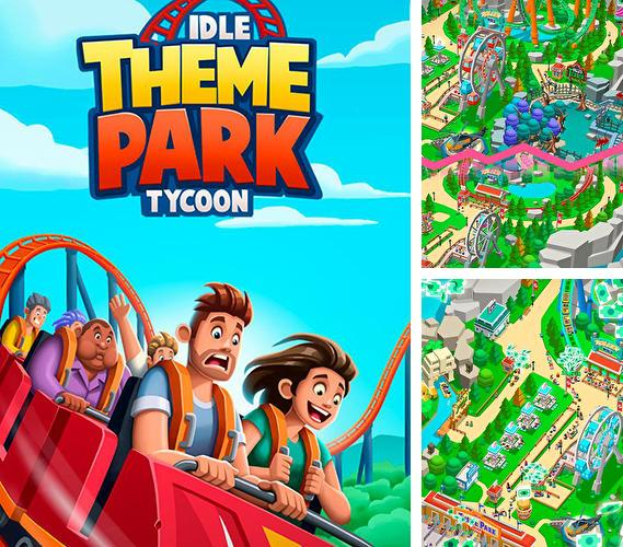 In addition to the game Cannibal Bunnies for iPhone, iPad or iPod, you can also download Idle theme park tycoon for free.