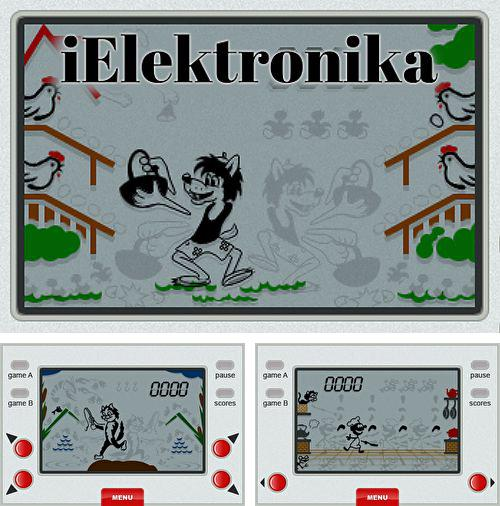 In addition to the game Tales from the Dragon mountain: The strix for iPhone, iPad or iPod, you can also download iElektronika for free.