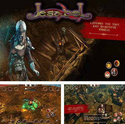 In addition to the game Starband troopers for iPhone, iPad or iPod, you can also download Iesabel for free.