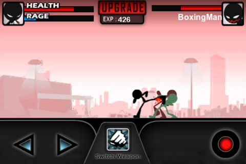 Download iKungFu master iPhone free game.