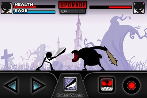 Capturas de pantalla del juego iKungFu master para iPhone, iPad o iPod.