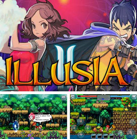 In addition to the game Tiny city for iPhone, iPad or iPod, you can also download Illusia 2 for free.
