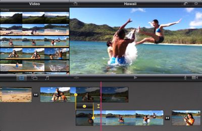 iMovie iPhone game - free  Download ipa for iPad,iPhone,iPod