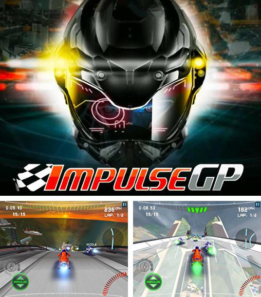 Download Impulse GP iPhone free game.