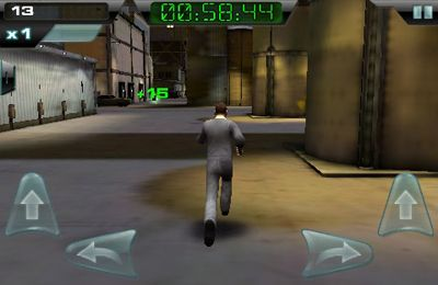 Screenshots of the IN TIME game for iPhone, iPad or iPod.