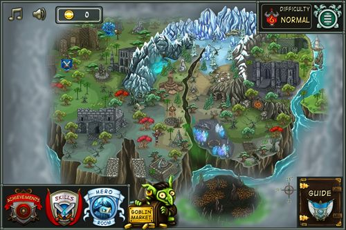 Écrans du jeu Incursion the thing pour iPhone, iPad ou iPod.