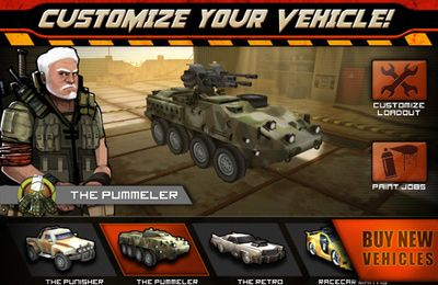 Screenshots vom Spiel Indestructible für iPhone, iPad oder iPod.