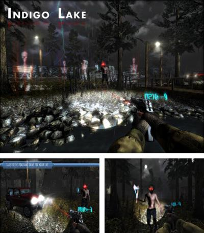 In addition to the game Treasure defense for iPhone, iPad or iPod, you can also download Indigo Lake for free.