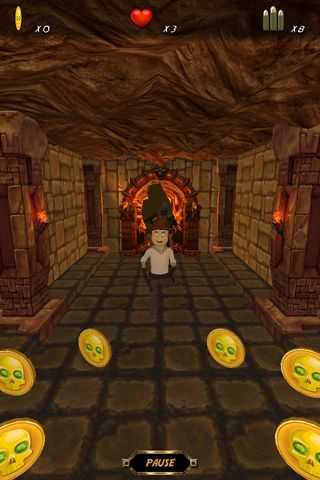 Скачать Indy's adventures: The mummy's tomb на iPhone бесплатно