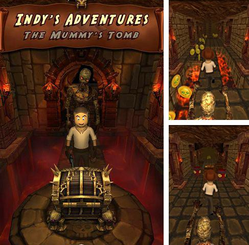 In addition to the game Crazy Skeleton for iPhone, iPad or iPod, you can also download Indy's adventures: The mummy's tomb for free.