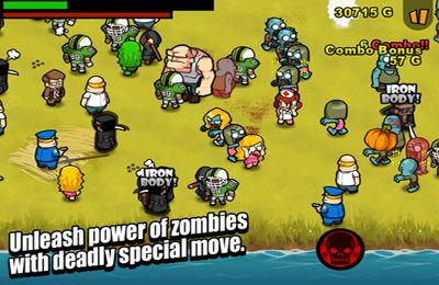 Скачать Infect Them All 2 : Zombies на iPhone бесплатно