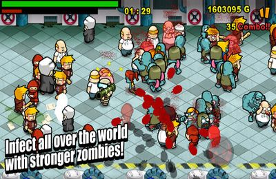 Téléchargement gratuit de Infect Them All 2 : Zombies pour iPhone, iPad et iPod.