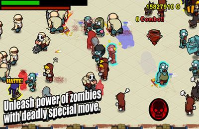 Игра Infect Them All 2 : Zombies для iPhone