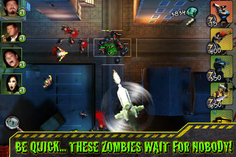 Free Infected download for iPhone, iPad and iPod.
